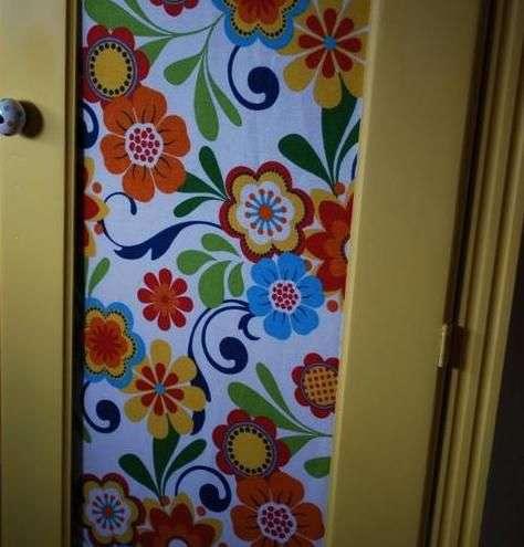 Декор дверей своїми руками