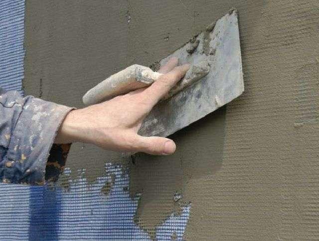 Утеплення фасаду пінопластом своїми руками