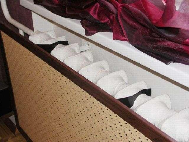 Декоративні решітки на радіатори опалення