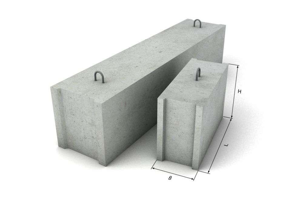 Фундамент з блоків ФБС своїми руками