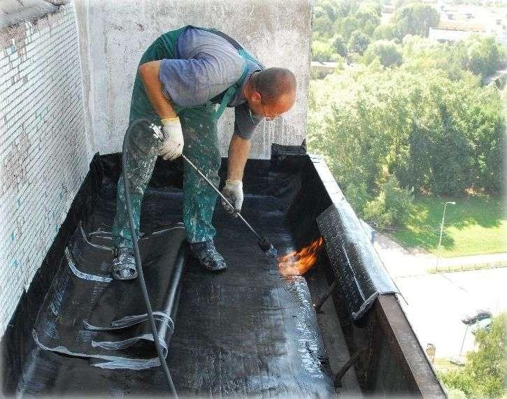Як утеплити підлогу на балконі