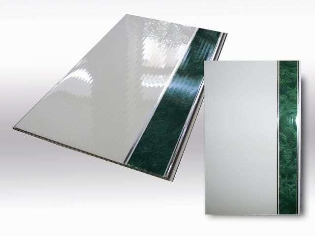 Оздоблення стін пластиковими панелями