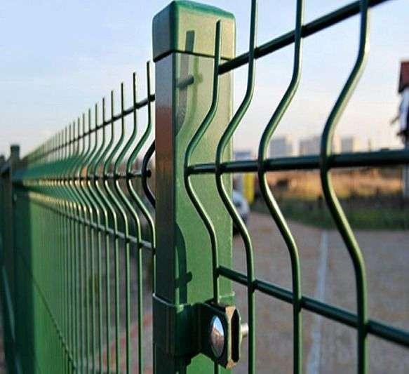 Металевий паркан своїми руками