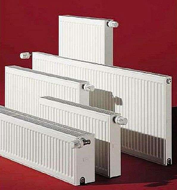 Панельні радіатори опалення