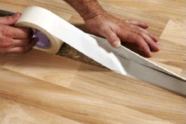 Як вибрати лінолеум для кухні