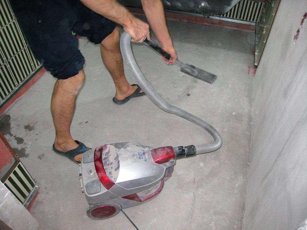Утеплення підлоги керамзитом
