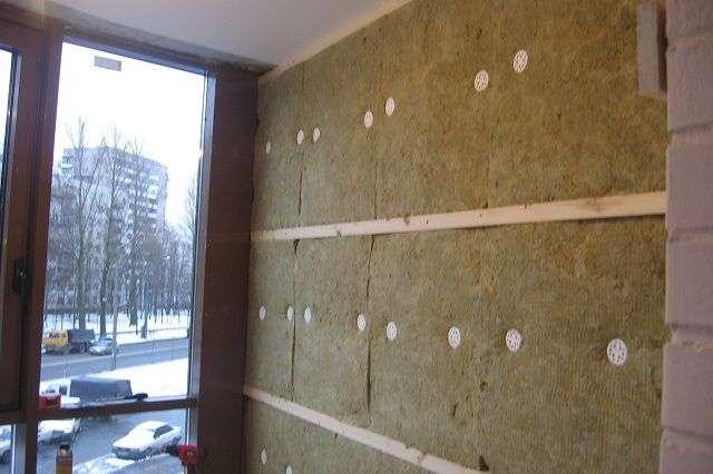 Утеплювач для балкона
