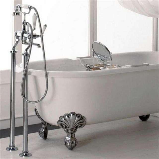 Змішувач для ванни з душем який вибрати
