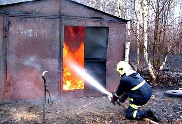 Опалення гаража своїми руками